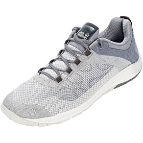 Jack Wolfskin Portland Chill Low Shoes Women grey haze
